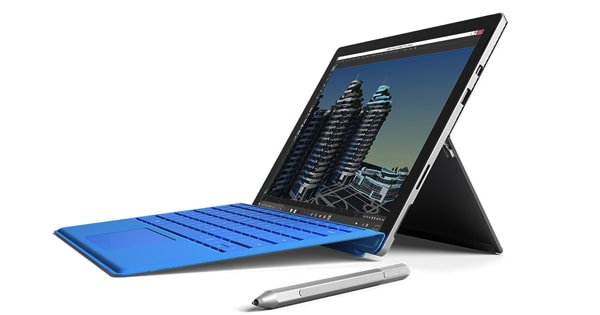 Surface Pro4のスペック