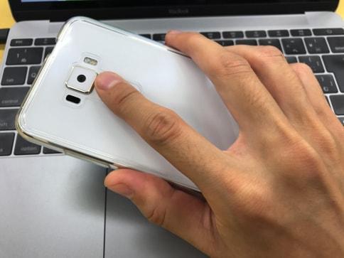 ZenFone3にピッタリなRay OutのTPU・ポリカーボネートケース10
