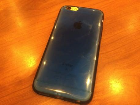 DAQのエラストマー製iPhoneケースをレビュー