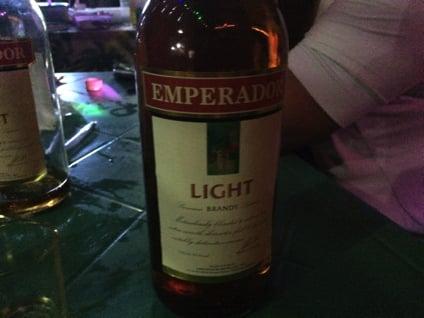 EMPERADORというアルコール