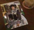 森薫さん「シャーリー」の原画展に行ってきました